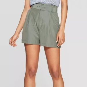 a new day Belted Shorts